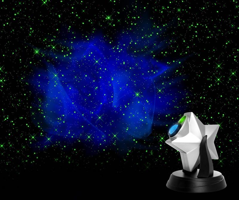 Laser Stars Hologram Projector Crazygeektoys Com