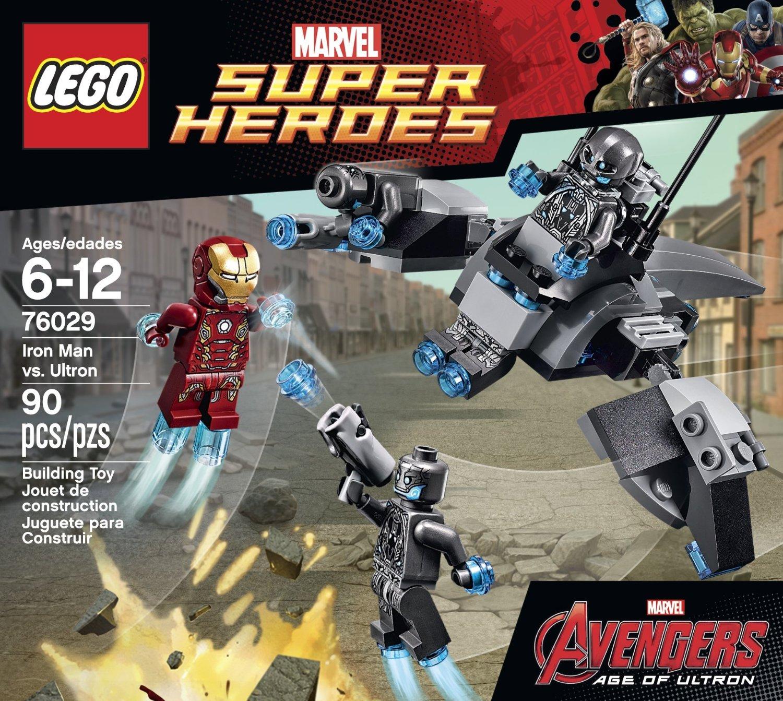 Lego Spiderman Malvorlagen Star Wars 1 Lego Spiderman: Lego Iron Man Vs Ultron